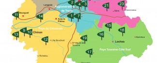 Une nouvelle carte des AMAP en Indre-et-Loire