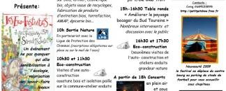 Les Eco-Festivités… 5 ème édition