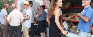 Le marché bio de Beaujardin s'agrandit